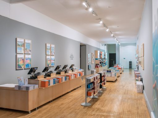 Tate Britain Exhibition Shop