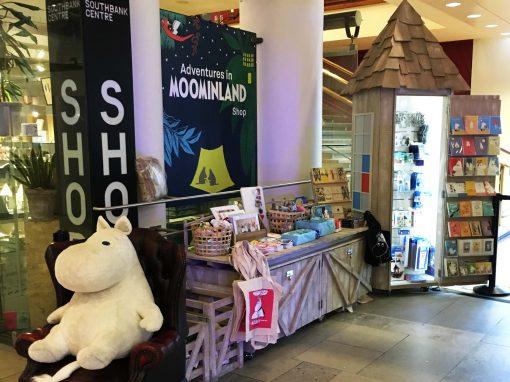 Moomin Pop-up Shop