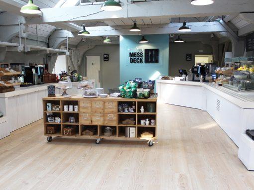 Chatham Historical Dockyard Cafe